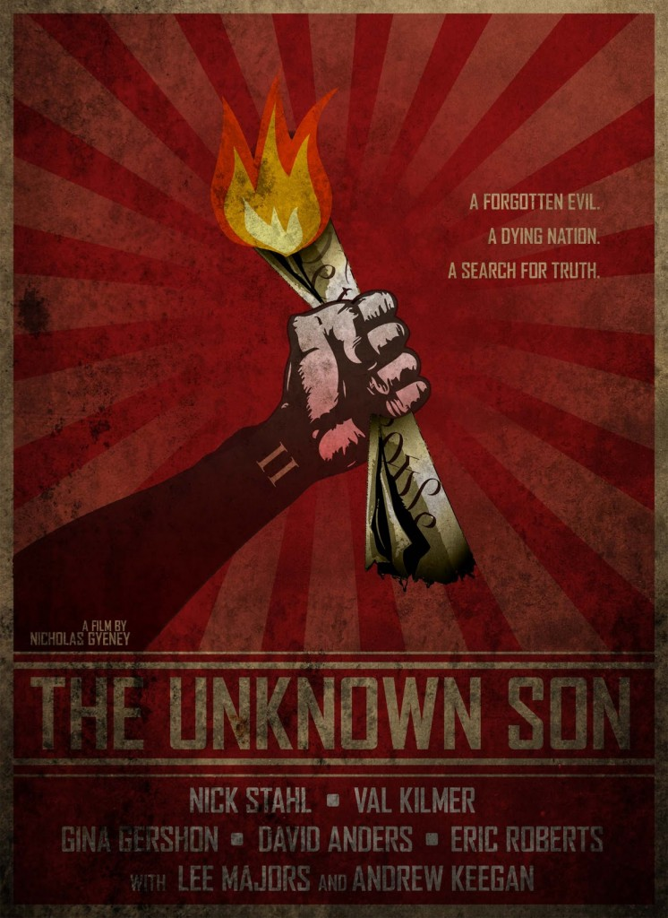 The Unknown Son PosterCondensed Layers copy